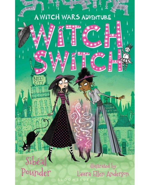 Witch Switch (Hardcover) (Sibu00e9al Pounder) - image 1 of 1