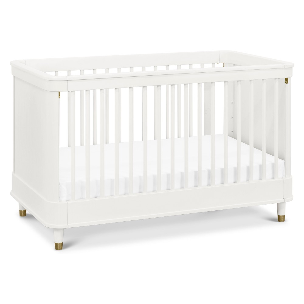 Image of Million Dollar Baby Classic Tanner 3-in-1 Convertible Crib, Beige