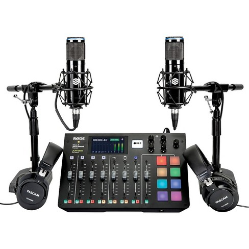 Rode Complete Podcaster Recording Bundle - image 1 of 4