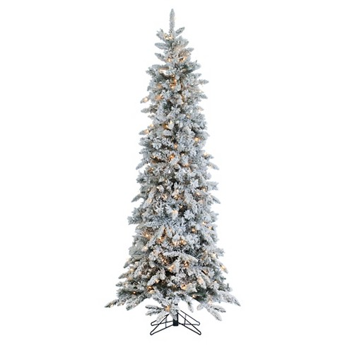 about this item - Pre Lit Pencil Christmas Tree