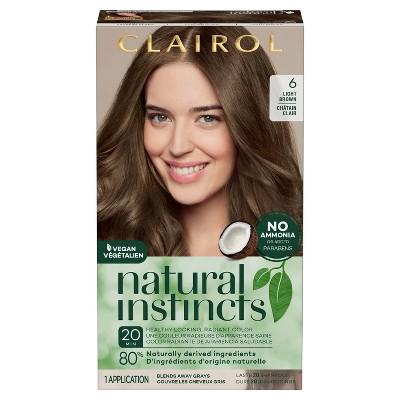 Clairol Natural Instincts Demi-Permanent Hair Color