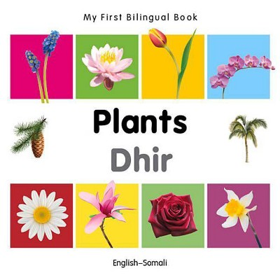 My First Bilingual Book-Plants (English-Somali)- (Board_book)