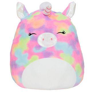 "Squishmallow 20"" Unicorn Plush"
