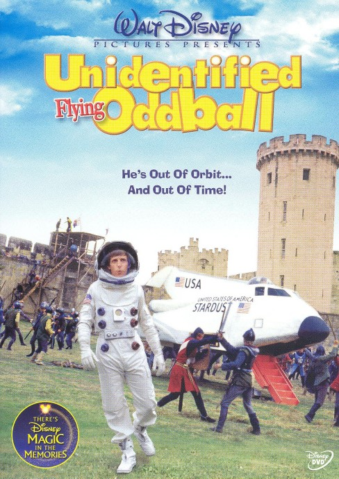 Unidentified flying oddball (DVD) - image 1 of 1
