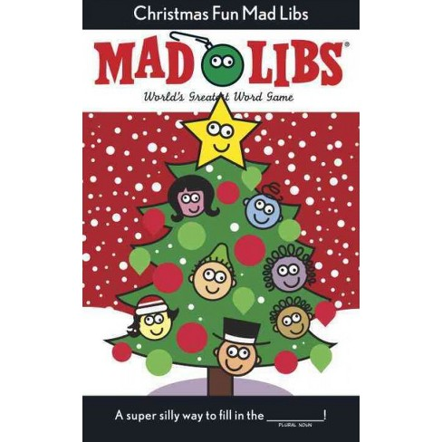 about this item details shipping returns qa this deluxe edition of christmas fun mad libs - Christmas Mad Libs For Adults