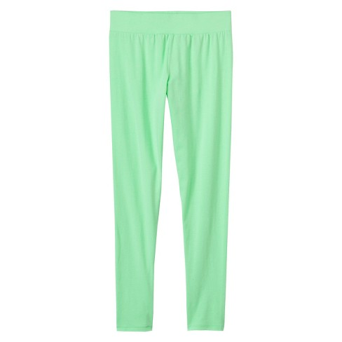 Women's Capri Leggings - Mossimo Supply Co. (Juniors') - image 1 of 3
