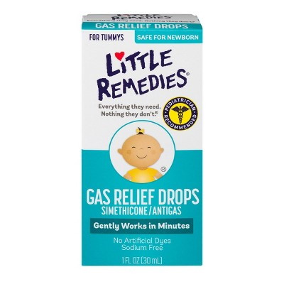 Little Remedies Gas Relief Digestive Health Treatments - 1 fl oz