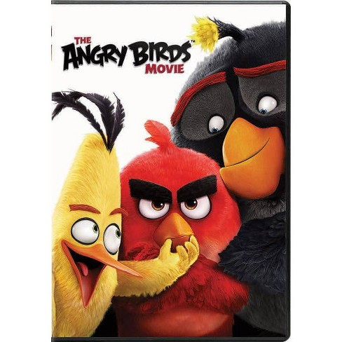 The Angry Birds Movie Dvd Target