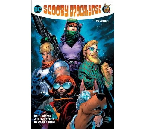 Scooby Apocalypse 1 (Paperback) (Keith Giffen & J. M. Dematteis) - image 1 of 1