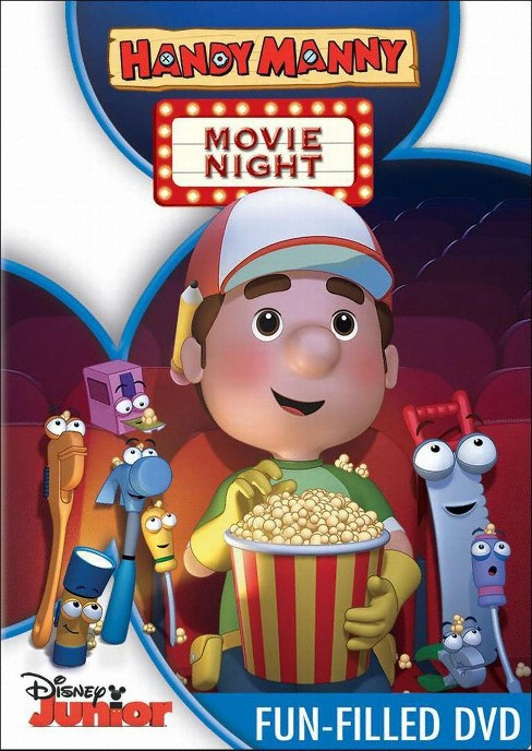 Handy Manny: Movie Night - image 1 of 1