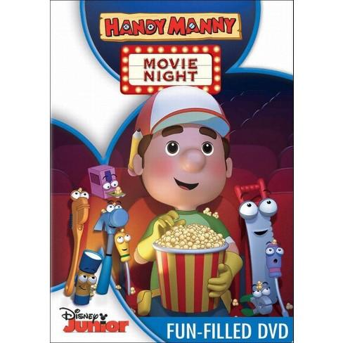 Handy Manny: Movie Night - image 1 of 1
