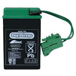 Peg Perego 6 Volt Rechargeable Battery
