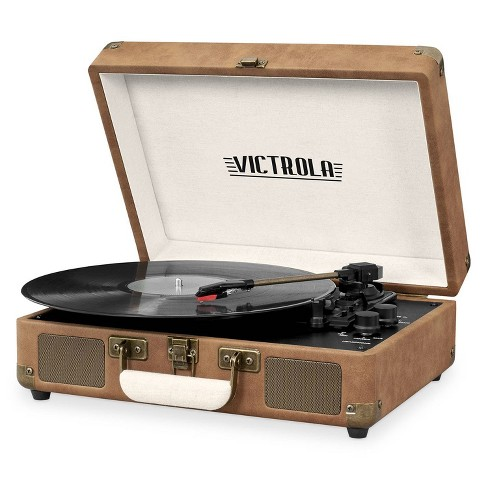 Victrola Bluetooth Suitcase Turntable - image 1 of 2