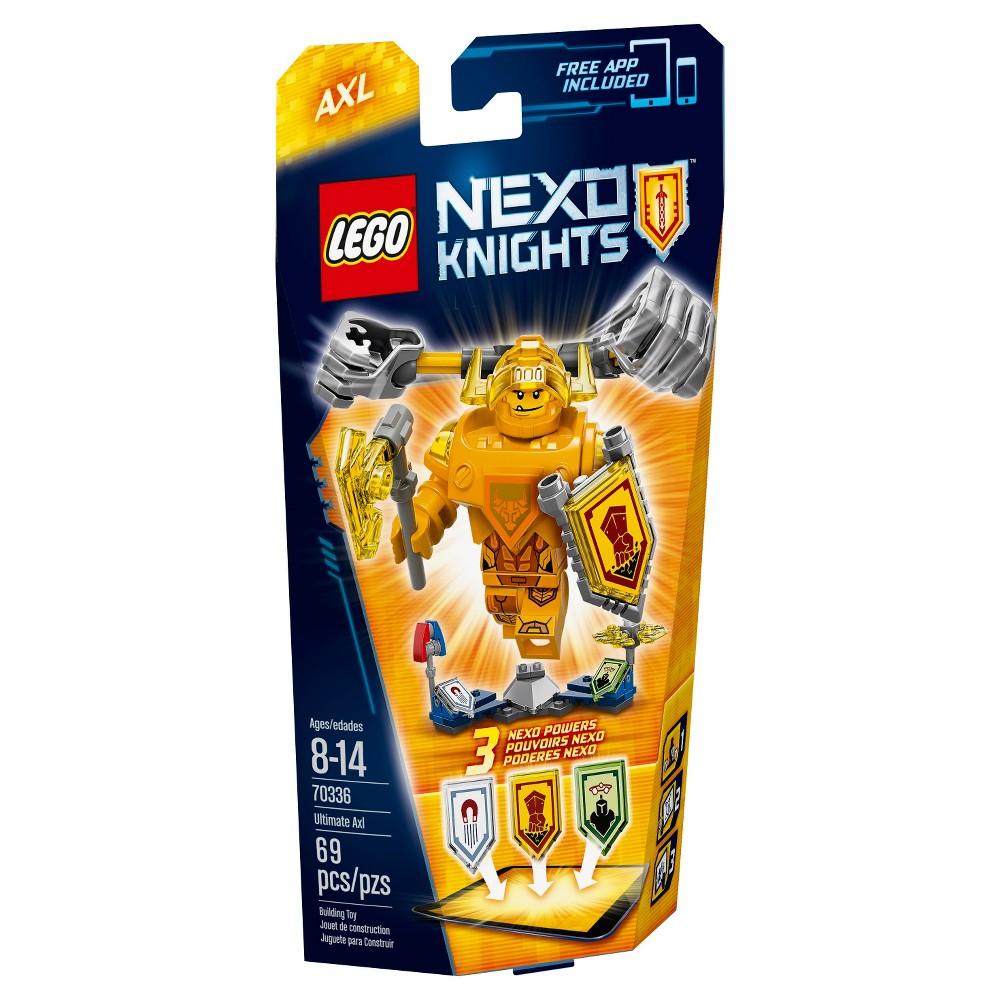 Lego Nexo Knights Ultimate Axl 70336