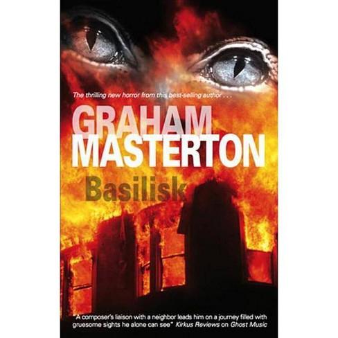Basilisk - by  Graham Masterton (Hardcover) - image 1 of 1