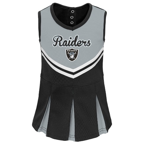 NFL Oakland Raiders Infant  Toddler In The Spirit Cheer Set   Target 6f42fa215