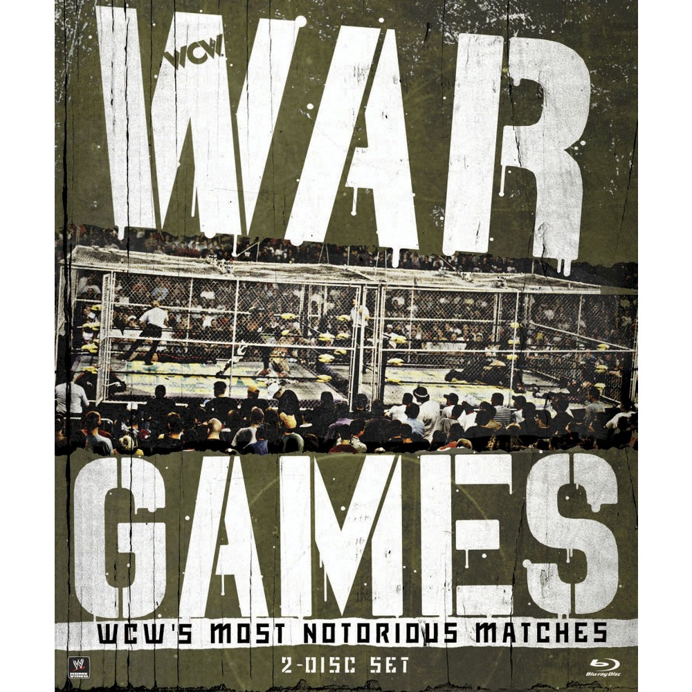 Wwe Best Of The War Games (Blu-ray)