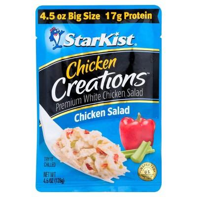 StarKist chicken Creations Chicken Salad - 4.5oz