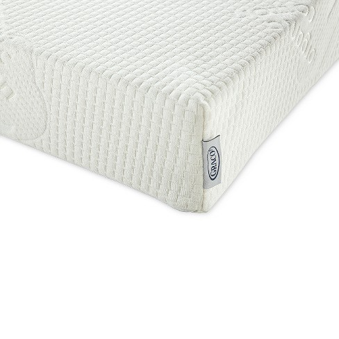 Graco Natural Organic Foam Crib and Toddler Bed Mattress - Off-White - image 1 of 10