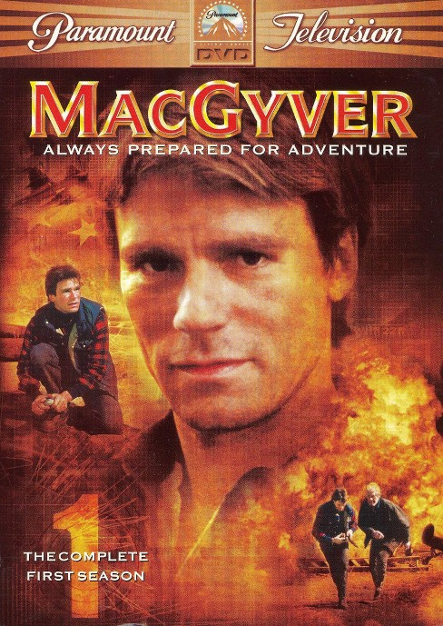 MacGyver: The Complete First Season (6 Discs) (dvd_video) - image 1 of 1