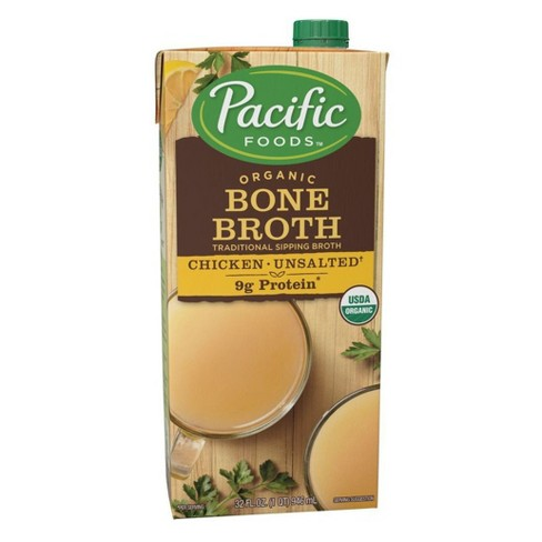 Pacific Foods Organic Bone Broth Chicken - 32oz - image 1 of 1