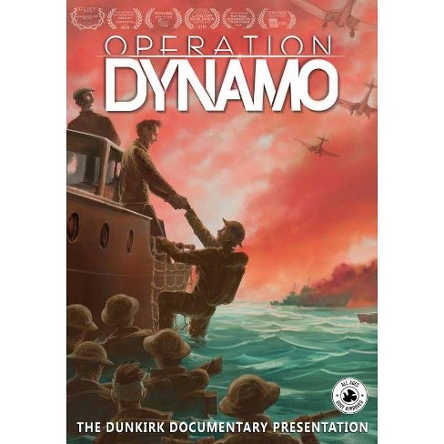 Operation Dynamo (DVD) - image 1 of 1