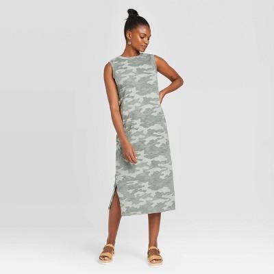 Women's Sleeveless Dress - Universal Thread™
