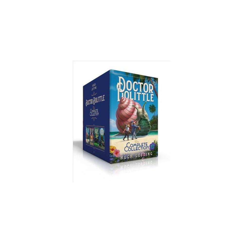 Doctor Dolittle - (Doctor Dolittle) by Hugh Lofting (Paperback)