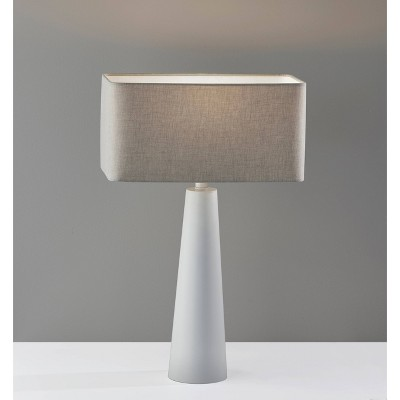 Lillian Table Lamp White - Adesso