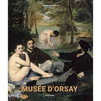 Musée d'Orsay - (Museum Collections Flexi) by  Guillaume Morel (Paperback)