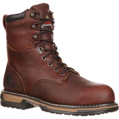 Men's Rocky IronClad Waterproof Work Boot