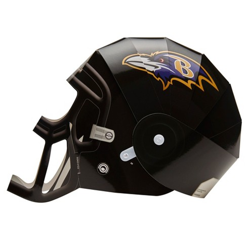NFL Baltimore Ravens FanHeads Laminate Paper Football Helmet Target