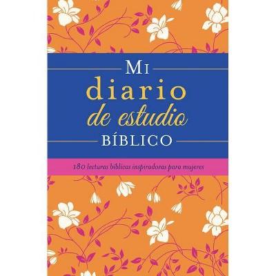 Mi Diario de Estudio Bíblico - by Compiled by Barbour Staff & Donna K Maltese (Spiral Bound)