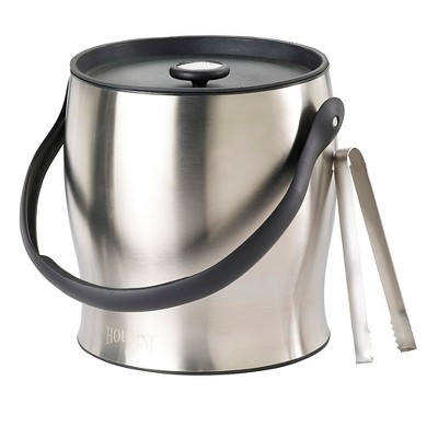 Houdini Deluxe 4 qt Stainless Steel Ice Bucket