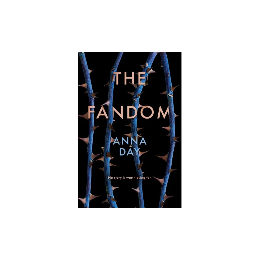 Fandom - by Anna Day (Hardcover)