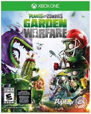 Plants vs Zombies: Garden Warfare Xbox One