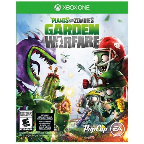 Plants vs Zombies: Garden Warfare Xbox One : Target