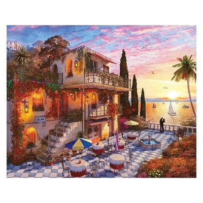 Springbok Mediterranean Romance Puzzle 1000pc