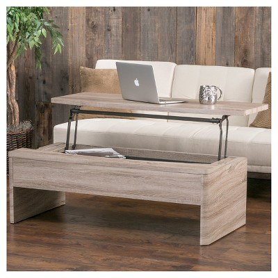 Xander Lift Top Coffee Table   Christopher Knight Home : Target