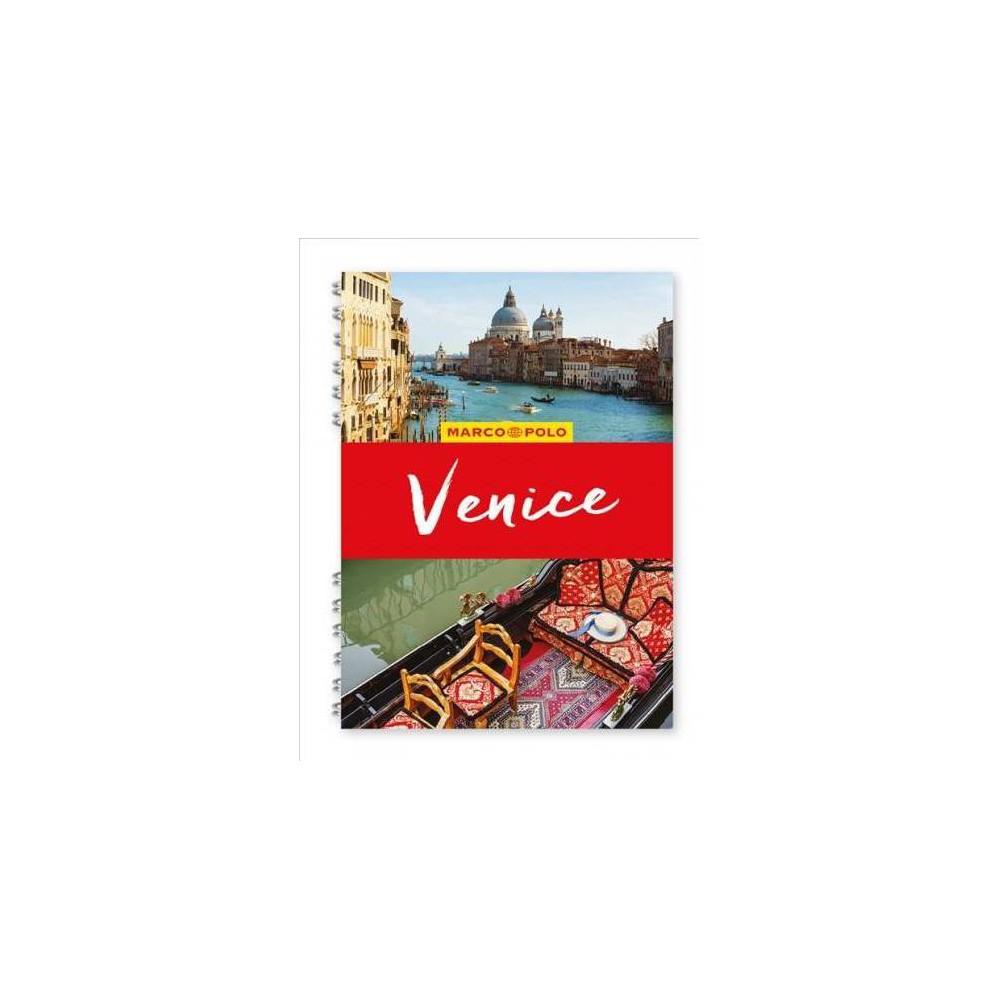 Marco Polo Venice - Pap/Map (Marco Polo Venice (Travel Guide)) (Paperback)