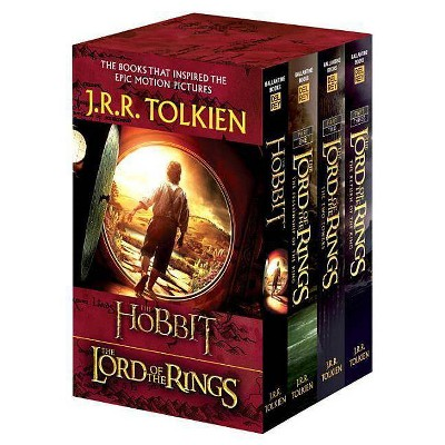 The Hobbit / The Lord of the Rings (Media Tie-In) (Paperback) by J. R. R. Tolkien