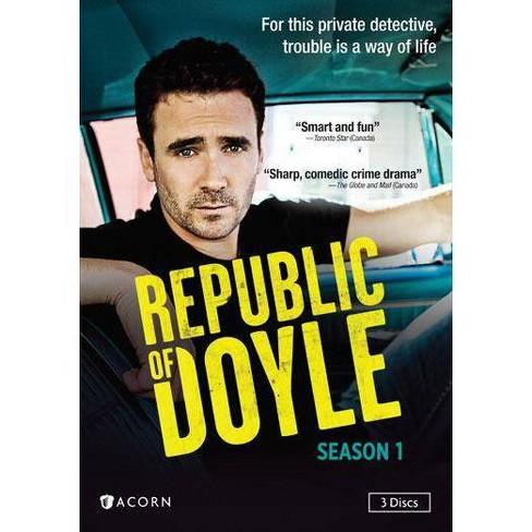 Republic of Doyle: Season 1 (DVD) - image 1 of 1