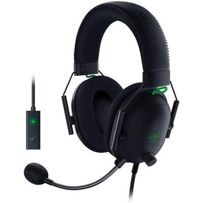 Razer BlackShark V2 - Wired Gaming Headset - THX 7.1 Spatial Surround Sound