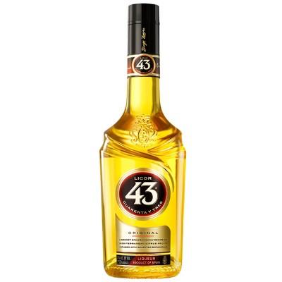 Licor 43 Liqueur - 750ml Bottle