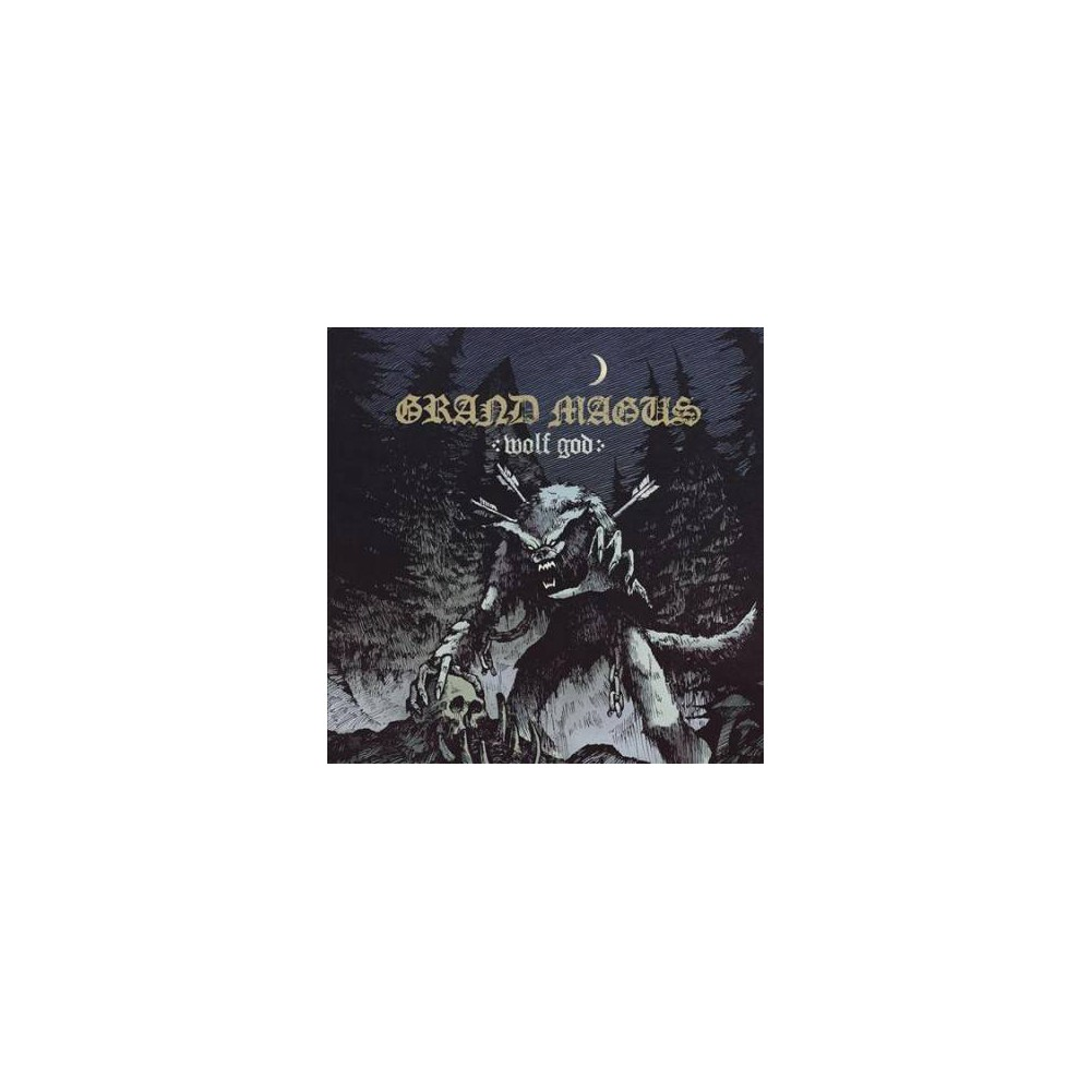 Grand Magus - Wolf God (CD)