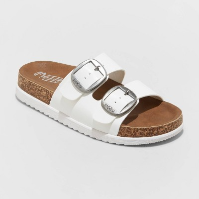 Women's Mad Love Genna Platform Footbed Sandals