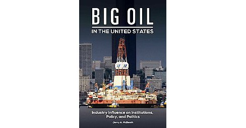 Big Oil in the United States : Industry Influence on Institutions, Policy, and Politics (Hardcover) - image 1 of 1
