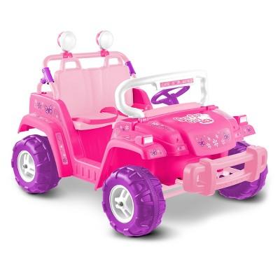 Kid Motorz 12V Surfer Girl 4x4 Powered Ride-On - Pink