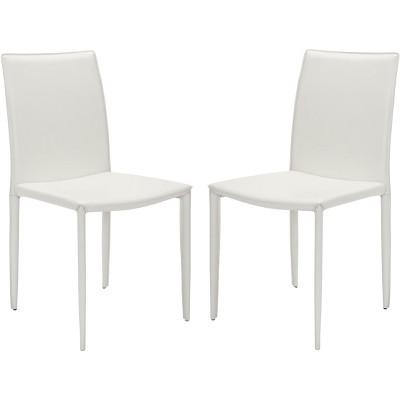 "Karna 19""H Dining Chair (Set of 2)  - Safavieh"