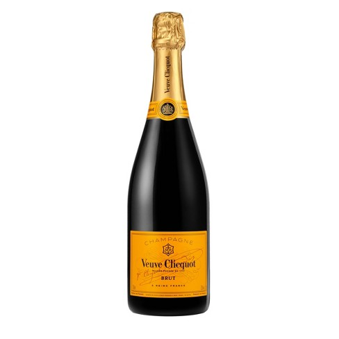 Veuve Clicquot Yellow Label Brut Champagne - 750ml Bottle - image 1 of 4